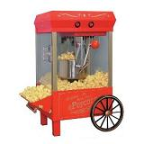 Nostalgia KPM-508 Old Fashioned Kettle Popcorn Maker Review